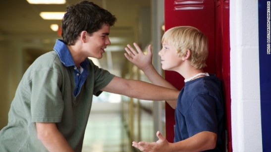 Why hitting back at bullies won't work